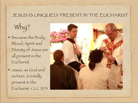 CCC Eucharist