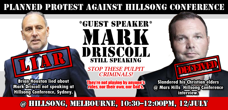 Mark driscoll masters thesis